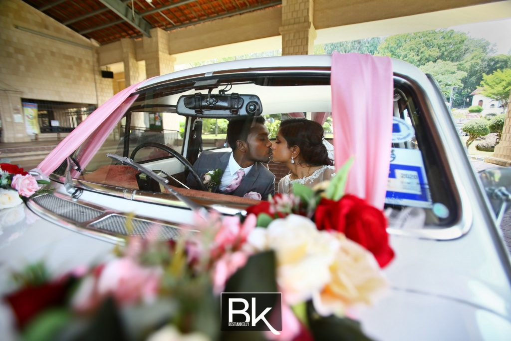 church wedding, st anne church, bm, bukit mertajam, penang, getting ready, couple portrait, outdoor portrait, group photo, candids, event moment, moments, antique car, white wedding car, beautiful decoration, merc benz wedding car, mercedes classic, flower bouquet, wedding gown, bride in white, indian couple, wedding mass, drone, dji drone, drone top view, wedding event with drone, bird eye view, bestiankelly, bestiankelly photography, digimax, videography, professional photographer, famous wedding photographer, famous wedding videographer